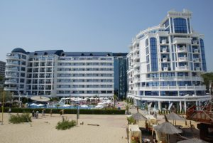Hotel Chaika Beach 4*
