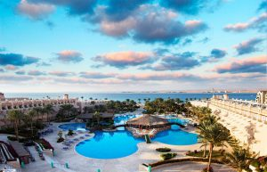 PYRAMISA BEACH RESORT 5*